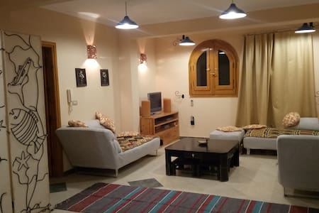 Dahab Home/GeGe Flat/Superior Location