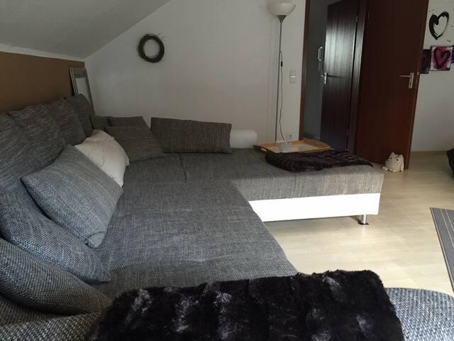 FeWo Villa Kunterbunt - Iserlohn - Apartemen