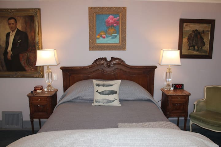 Nantucket Whale Inn - Sankaty Head Room
