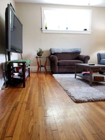 Comfy + Historic Apartment