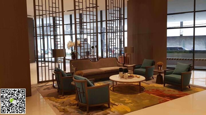 马尼拉华人区豪华住宅 Luxury unit in Manila's Chinatown