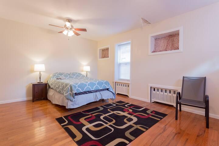 Sunny and comfortable Apartment - Brooklyn - Lägenhet