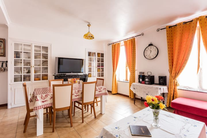 New 120m2 duplex, lovely and confor - Béziers - Daire