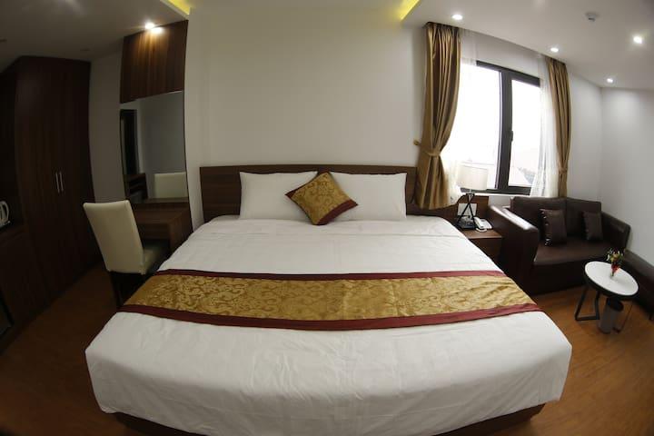 Deluxe Room Bao Ngoc Diamond Hotel Cao Bang