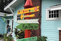 Village of the Arts - A fun art walk the first Friday and Saturday of each month.