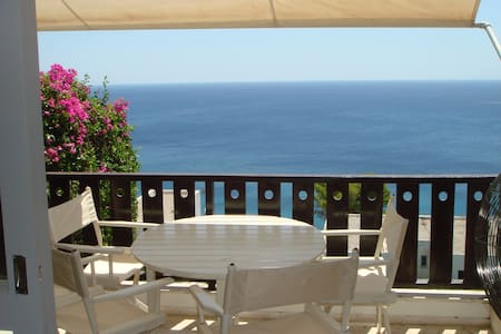 Summer house with amazing sea view - East Attiki - Haus
