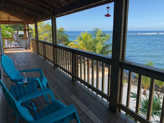 Kokomo Roatan Oceanfront Paradise