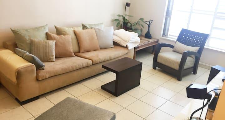 Cozy Apartment in North Tel Aviv