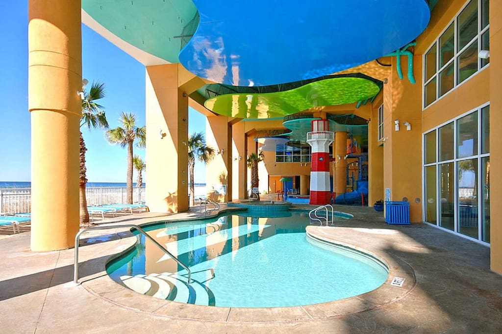 Splash Beach Resort 904w Condominiums For Rent In Panama City Beach Florida United States