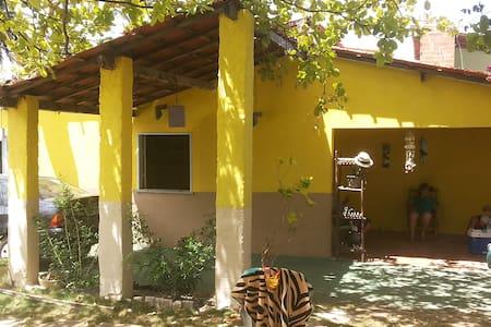 Casa de Praia do Cajueiro em Flecheiras - CE - Mundaú