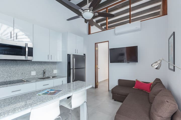 Villa Olivo | Cozy 1 bedroom in charming Old San Juan