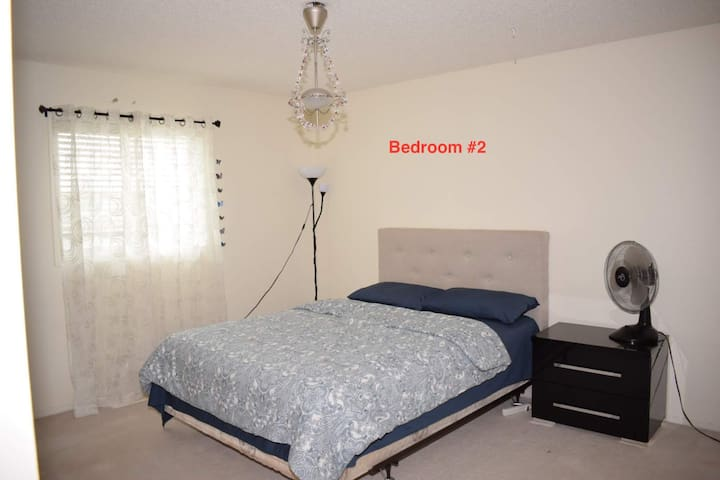 #2 - Large Bedrooms available