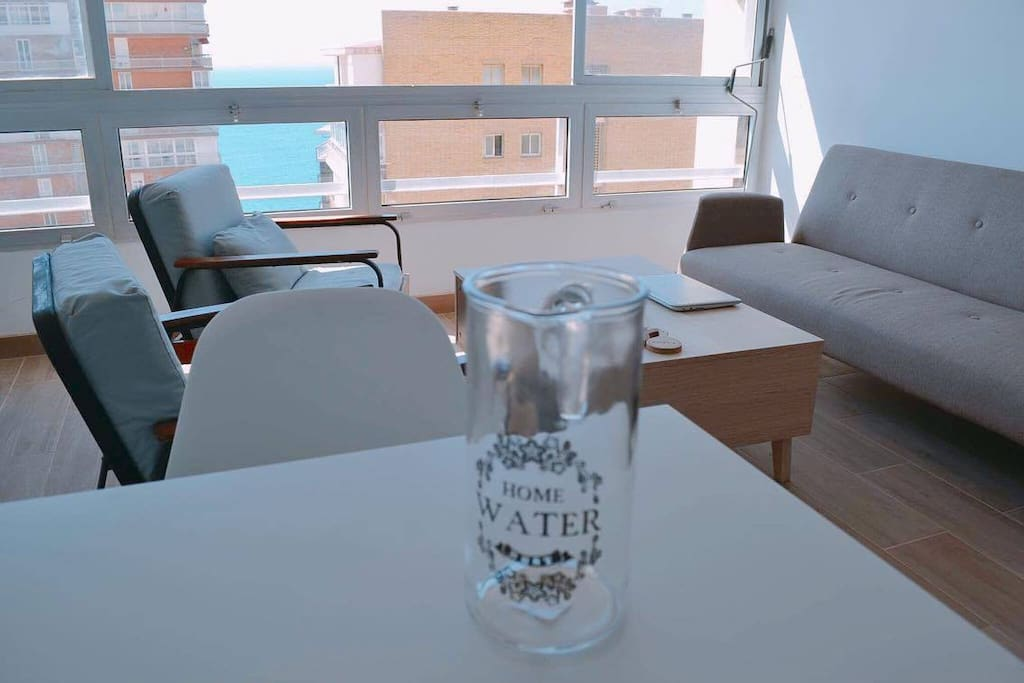 Beautiful apartment with a amazing view // Precioso piso con increibles vistas al mediterraneo