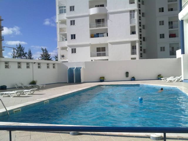 Edifício Solario-Apartamento-2 Quartos de casal