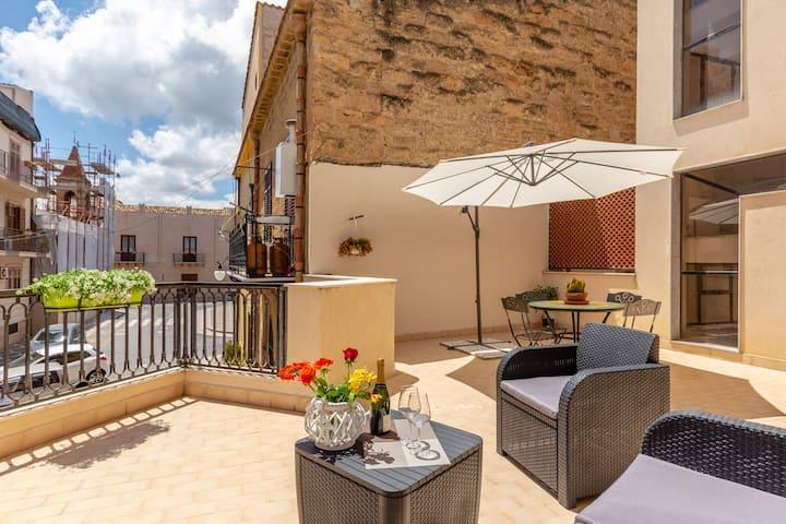 Residenza del Duca -Casteldaccia 2 Bdr
