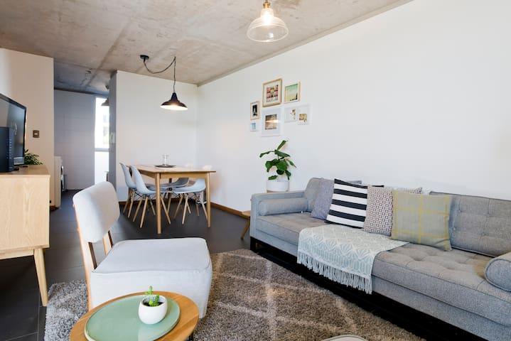 Beautiful apartment in Cerro Alegre