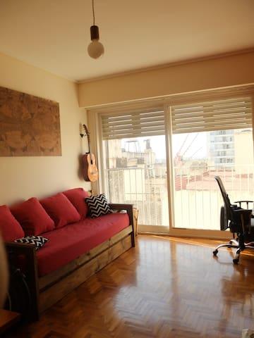 Comodísima Habitación privada en Villa Urquiza - บัวโนสไอเรส - อพาร์ทเมนท์