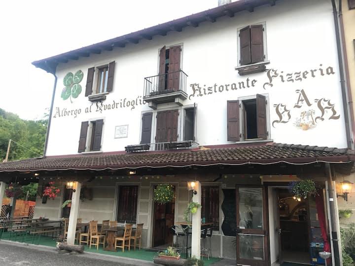 Albergo Ristorante Pizzeria Al Quadrifoglio