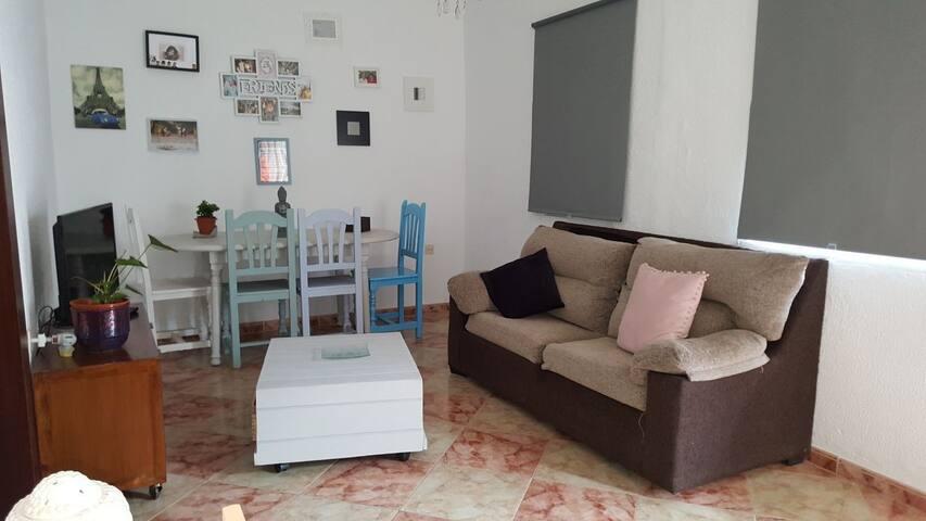 Apartamento en el centro de Tarifa