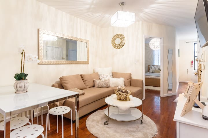 Close to All NYC Attractions 3BR Luxury Oasis
