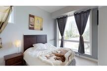 Master bedroom ensuited