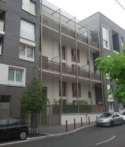 Chambre double à 20 min de Paris - 贝松(Bezons) - 公寓