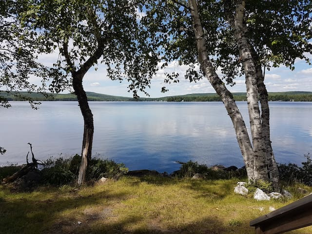 Skiff Lake, New Brunswick Cottage Rental