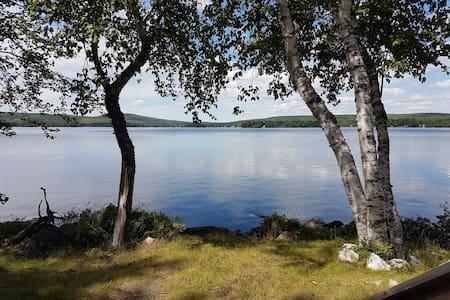 Skiff Lake, New Brunswick Cottage Rental
