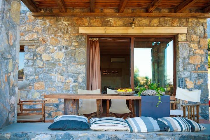 Pezoulia Villa 1 Selakano Crete