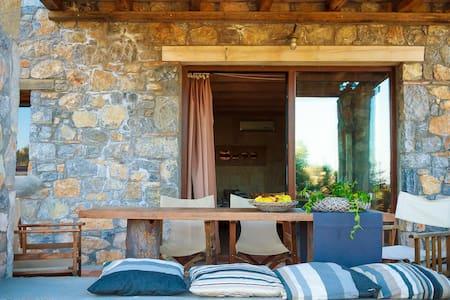 Pezoulia Villa 1 Selakano Crete - Selakano