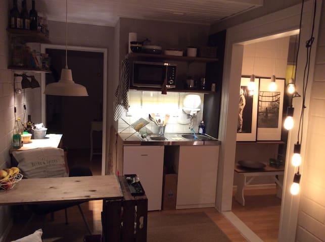 Cozy Apartment mitten in Oldenburg - Oldenburgo - Apto. en complejo residencial