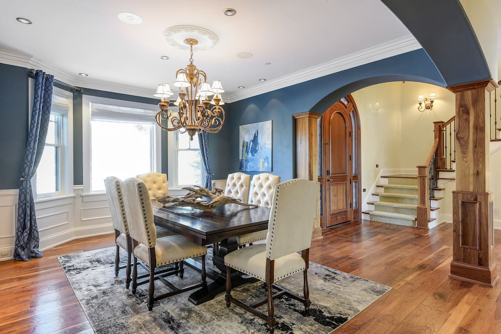 Entrance and Formal Dining