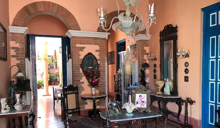Villa Colonial Frank y  Arelys. Habitación   5