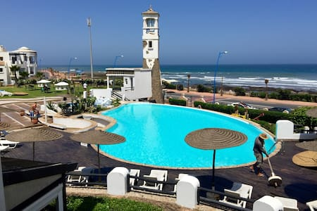 Darbouazza Beach House - Dar Bouazza - 公寓