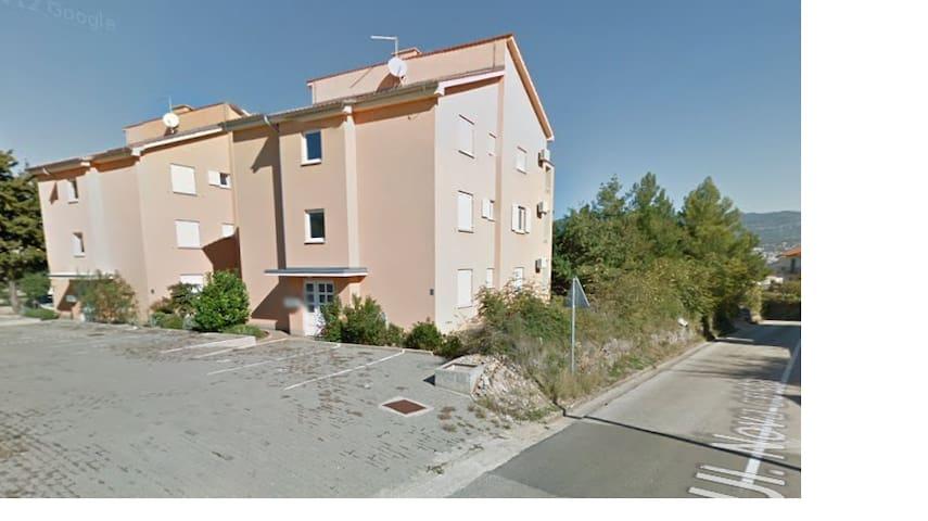 Apartment, Šilo, Krk, Croatia - Šilo - 公寓