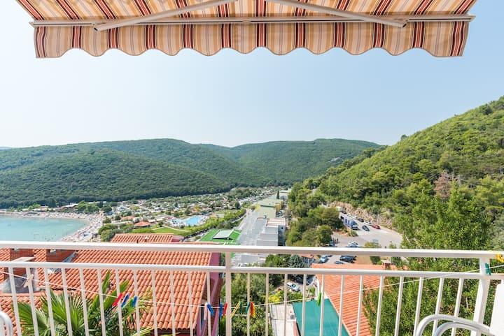 Villa Adria Rabac / A1 Two bedroom apartment