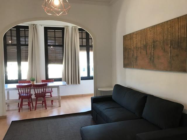 Acogedor apartamento en el centro - Olot - Condominium