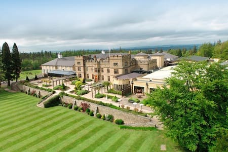 Luxury Lodge Slaley Hall sleeps 8 - Northumberland  - Rumah
