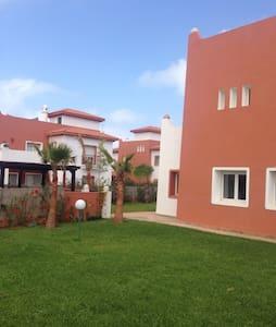 Villa avec jardin à la Marina - Saïdia