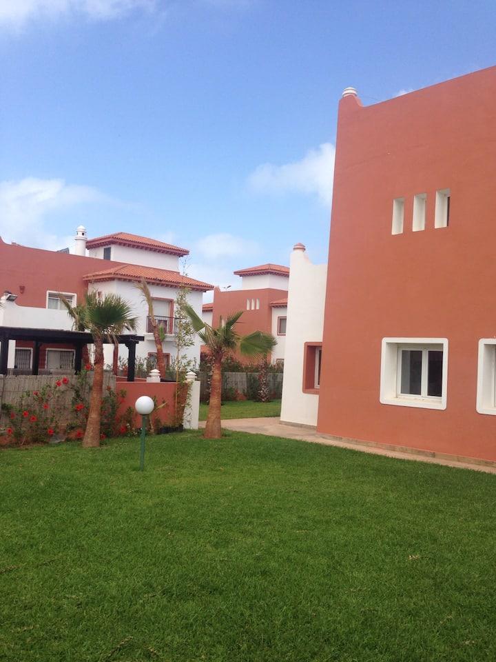 Villa avec piscine privée à la Marina