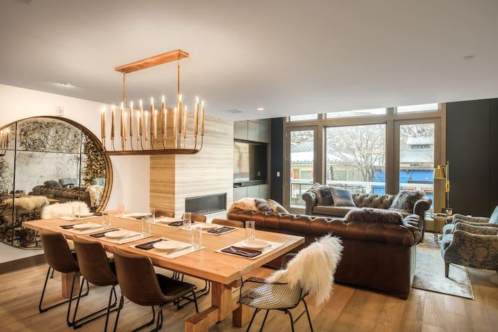 Luxury Main Street Condo, 4 bed 5.5 bath - AI545D - Park City - Villa