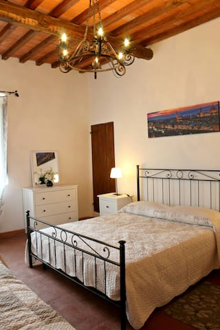 La Guardiana, Florence, pool,Relax - Lastra a signa Firenze - บ้าน