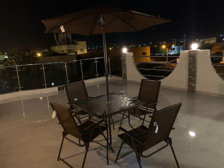 casa campestr 3 pisos con terraza de   120m arriba