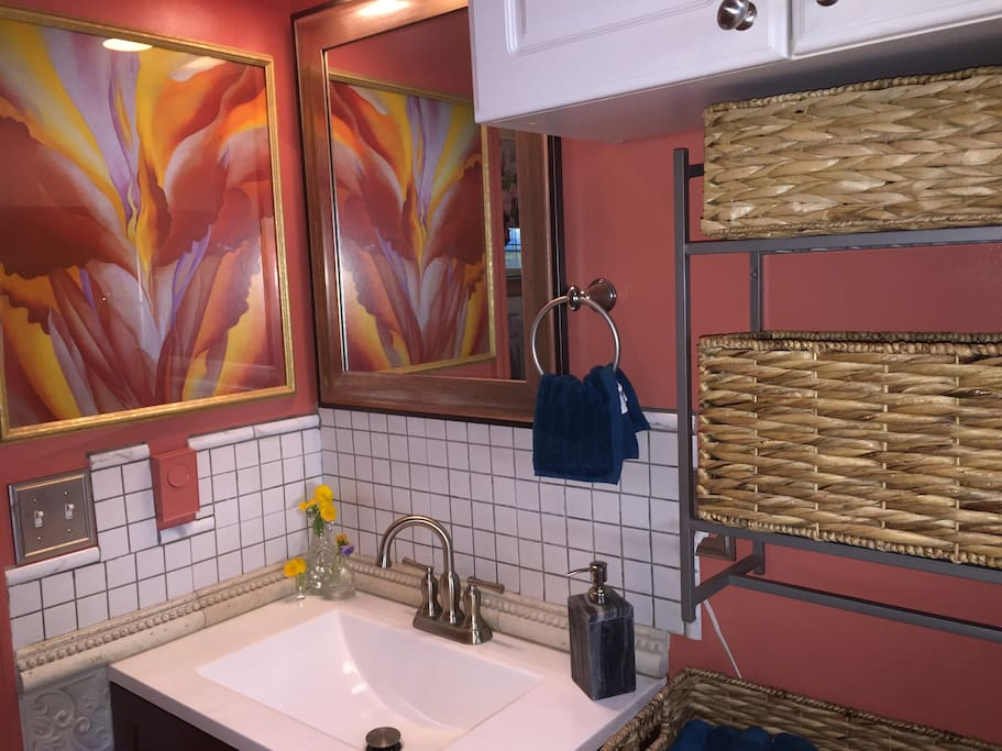 Another view shared bathroom