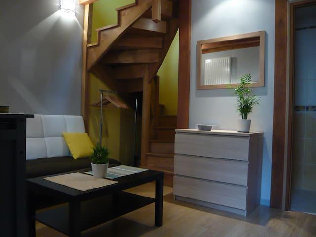Chambre spacieuse, Quartier St Leu, proche de tout