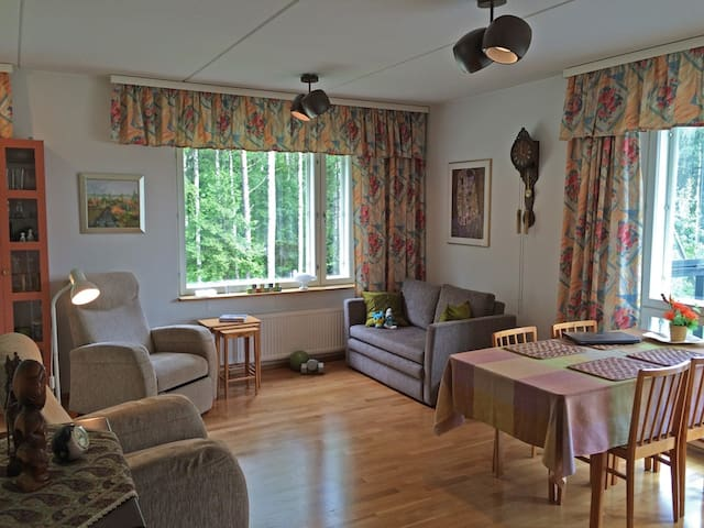 Beautiful flat 5 min. from Helsinki airport - Vantaa - Apartment
