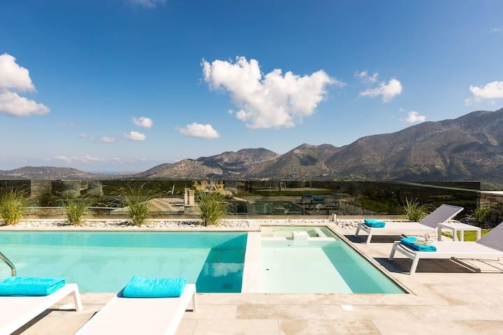 Cretan breathtaking views.