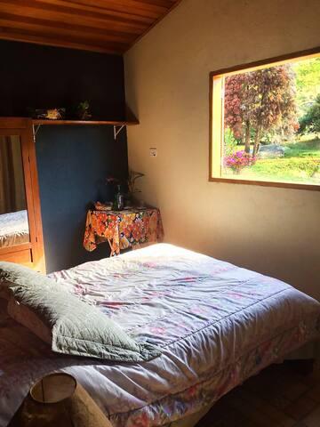 Suite com Vista para as Montanhas - Vida na Roça