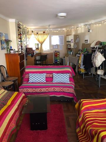 Funky Mini-Apartment in Central Location