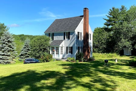 NEW-Cottage in Orland Village - Penobscot Bay area